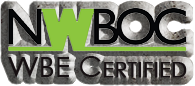 Certified National Women Business Owners Corporation since 2000